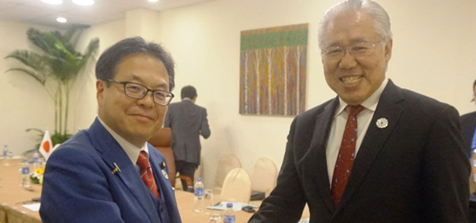 Enggartiasto Pimpin Delegasi Misi Dagang RI ke Jepang