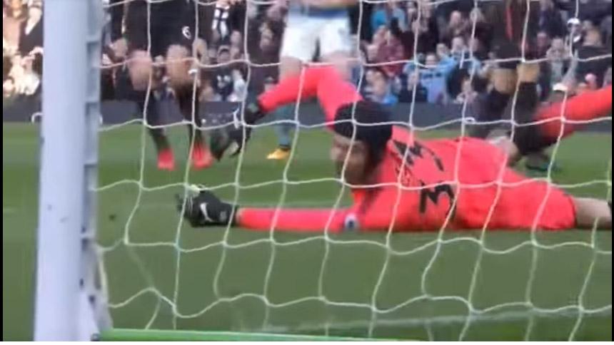 Manchester City Gebuk Arsenal 3-1