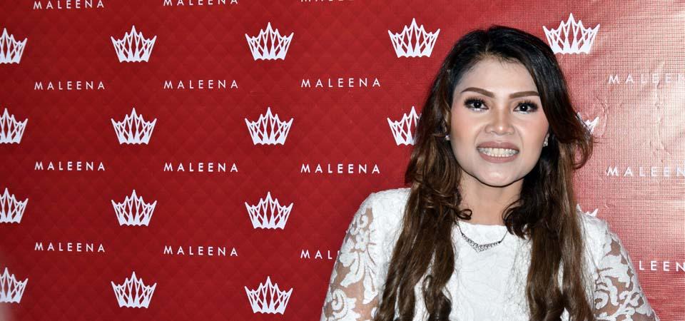 Maleena Luncurkan Album Debut Rohani