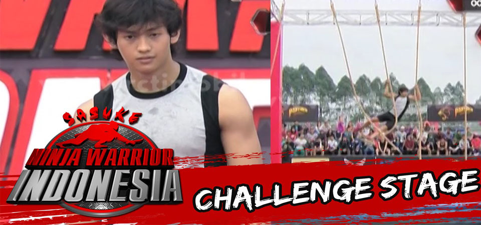 Sasuke Ninja Warrior Indonesia Selenggarakan Kompetisi Global