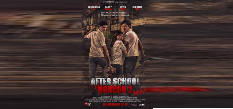 After School Horor 2 – Selama Syuting Dikejar Setan