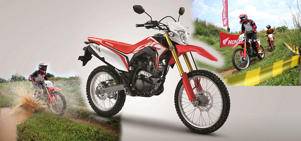All New Honda CRF 150L Motor Sport Sejati