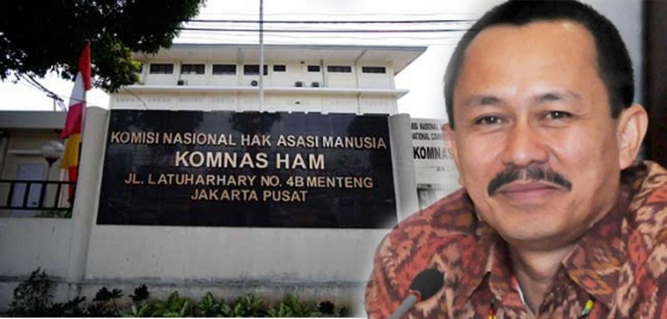 Ahmad Taufan Damanik, Ketua Komnas HAM