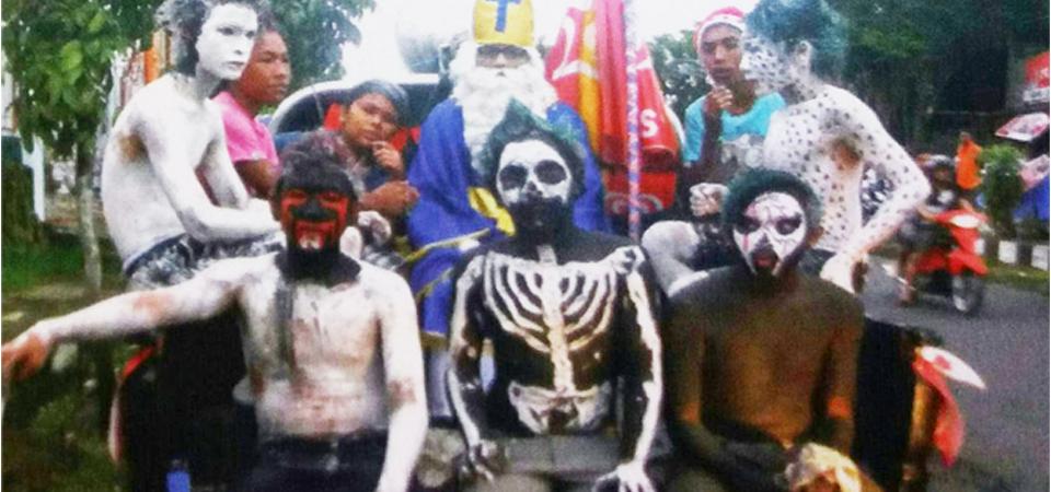 Inilah Rupa-rupa Tradisi Natal di Indonesia