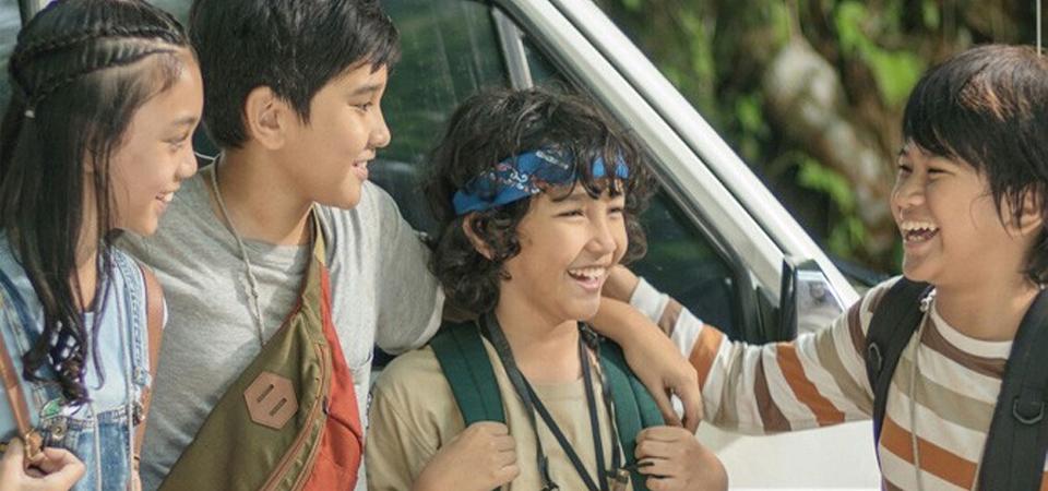 Film 'Naura & Genk Juara' Dituding Berbau SARA
