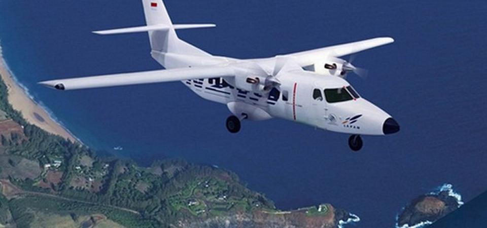 Pesawat N219 Dipasarkan Mulai 2019