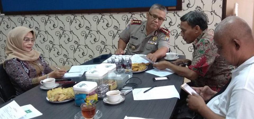 Polda Kepri Siap Adakan FGD Democratic Policing