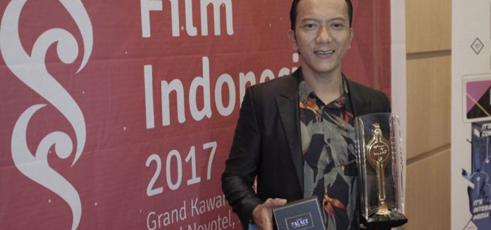 Teuku Rifnu Wikana Gondol Aktor Terbaik FFI 2017