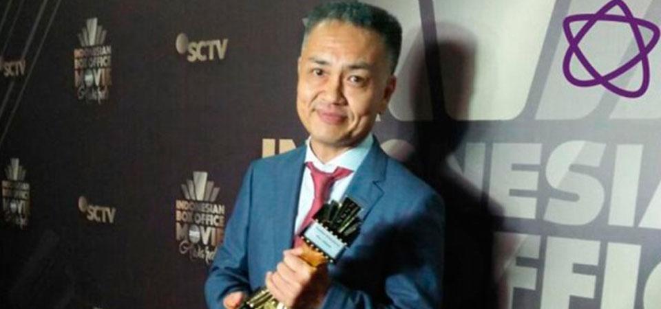 Chew Kin Wah Abdullah, Aktor M'sia yang Laris Bermain Film di Indonesia
