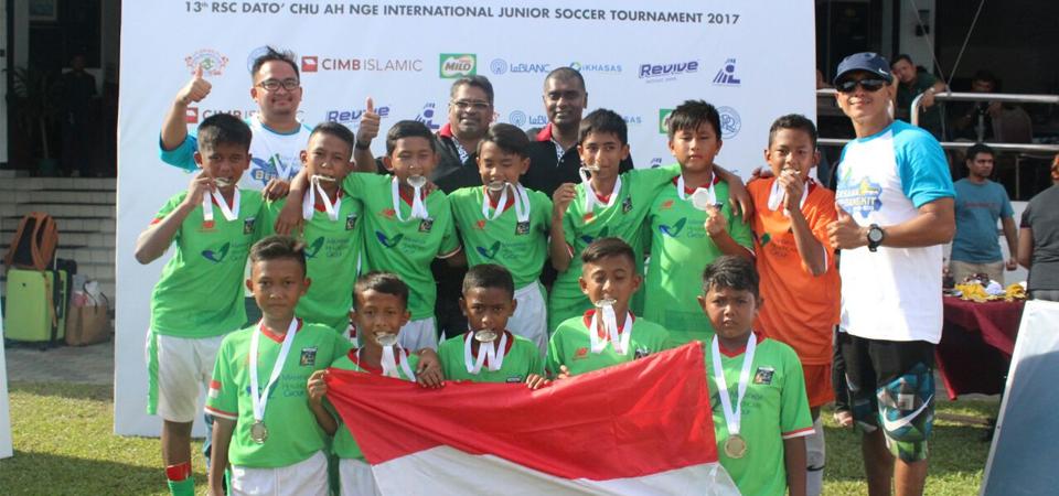 IJL Raih Runner Up Malaysia
