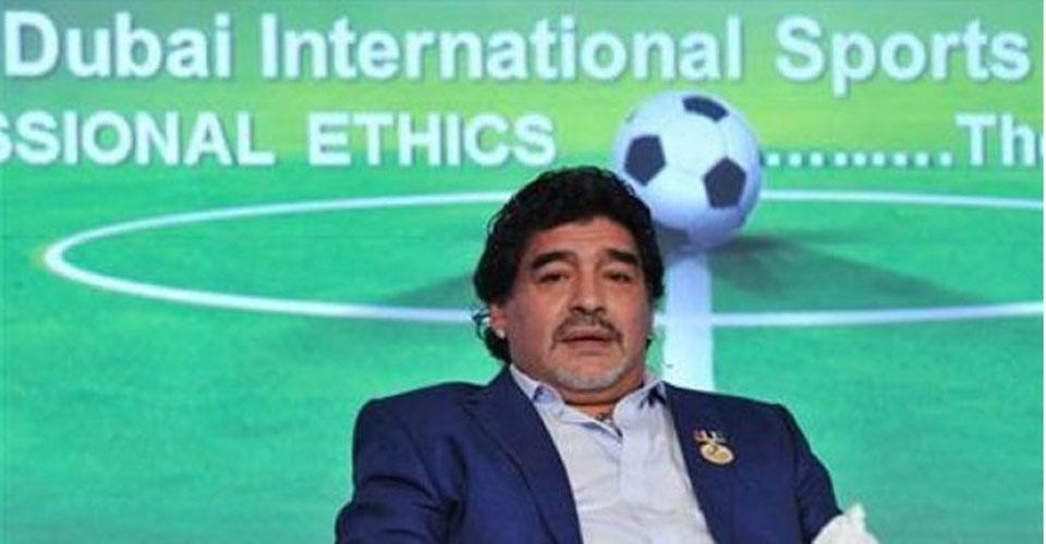 Maradona Pesimis atas Kinerja Tim Argentina di Ajang Piala Dunia