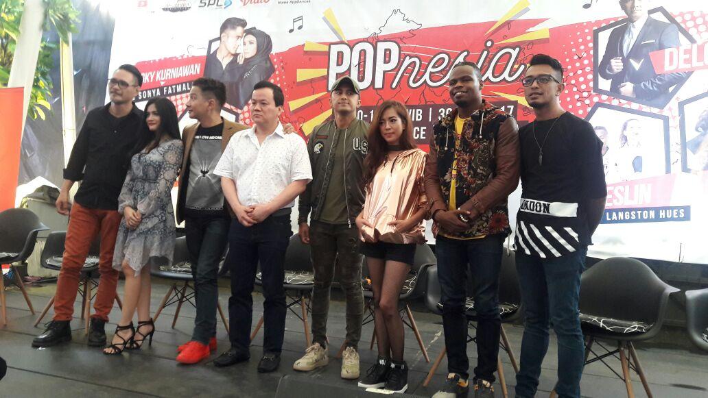 """""""Popnesia"""" dari Nagaswara untuk Gemilang Pop Indonesia"""
