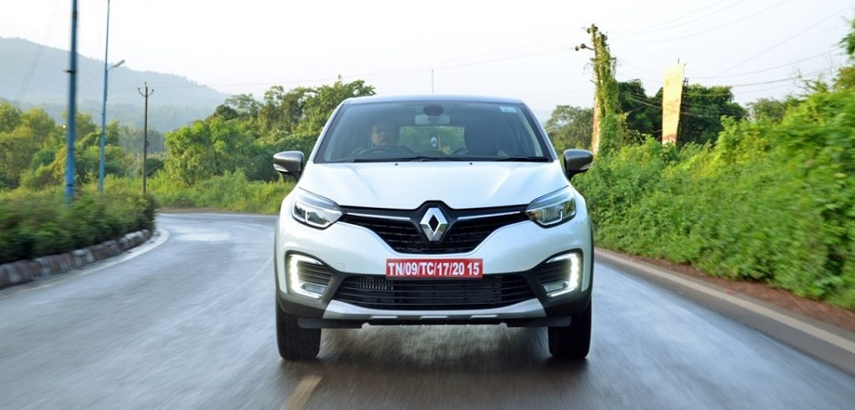 Renault Captur sementara kesampingkan varian  transmisi otomatis