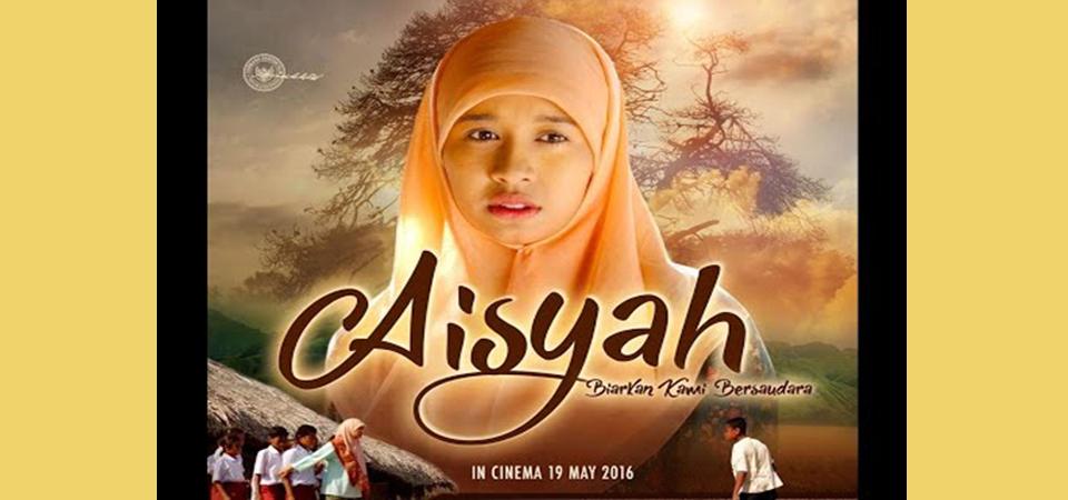 """Film """"Aisyah"""" Masuk Nominasi Golden Silk Award di Tiongkok"""