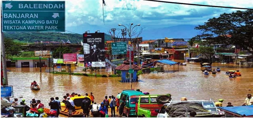 Inilah Solusi Atasi Banjir di Cekungan Bandung
