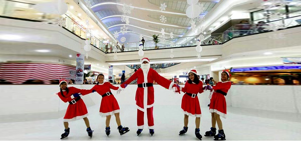 Christmas in Bubbleland Supermal Karawaci