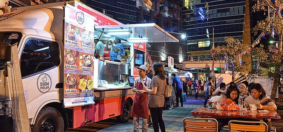 Food Truck, sebuah Revolusi Kuliner