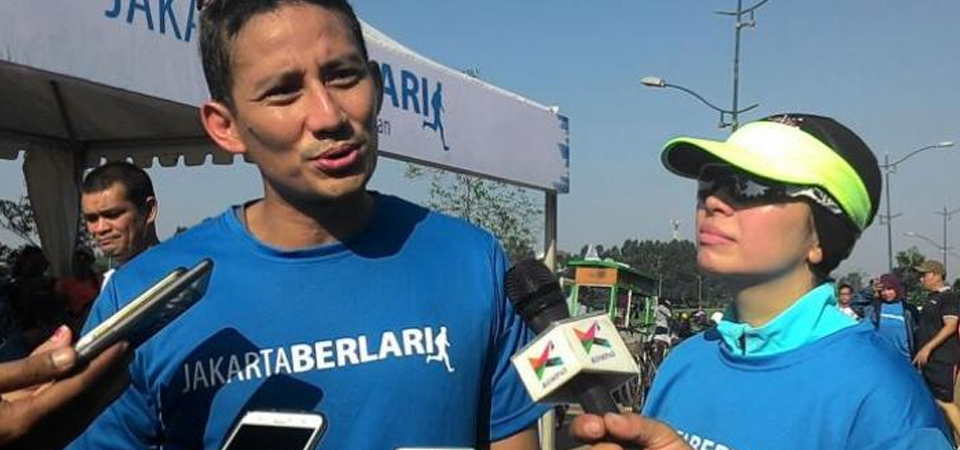 Sandi: Gaungkan Semarak Asian Games 2018
