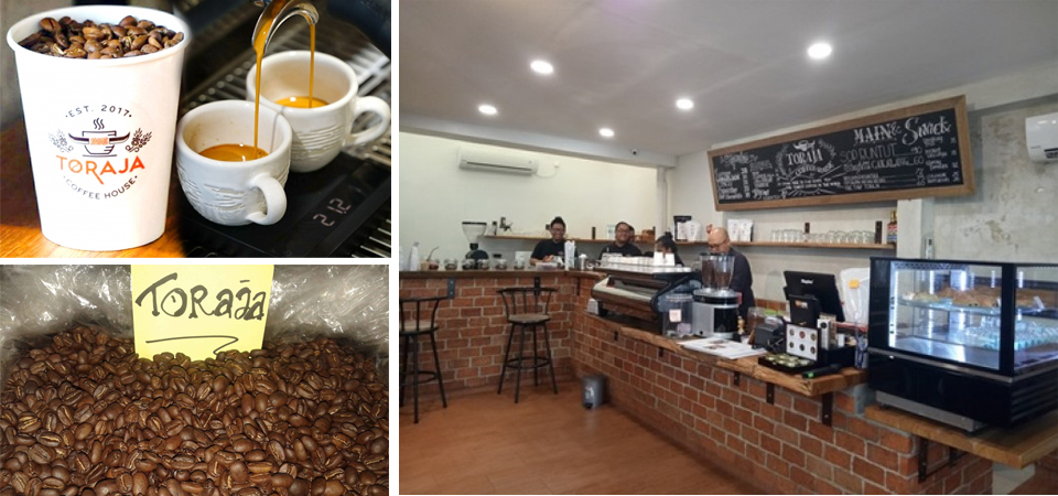 Toraja Coffee House untuk Penikmat Kopi