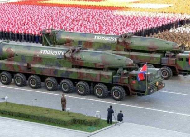 Perang Korea 2 Akan Jadi Neraka dengan Korban Jutaan Orang