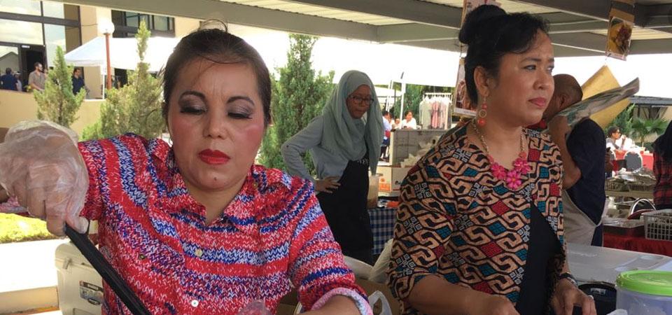 Kabar dari Amerika: Nikmatnya  Kuliner Indonesia