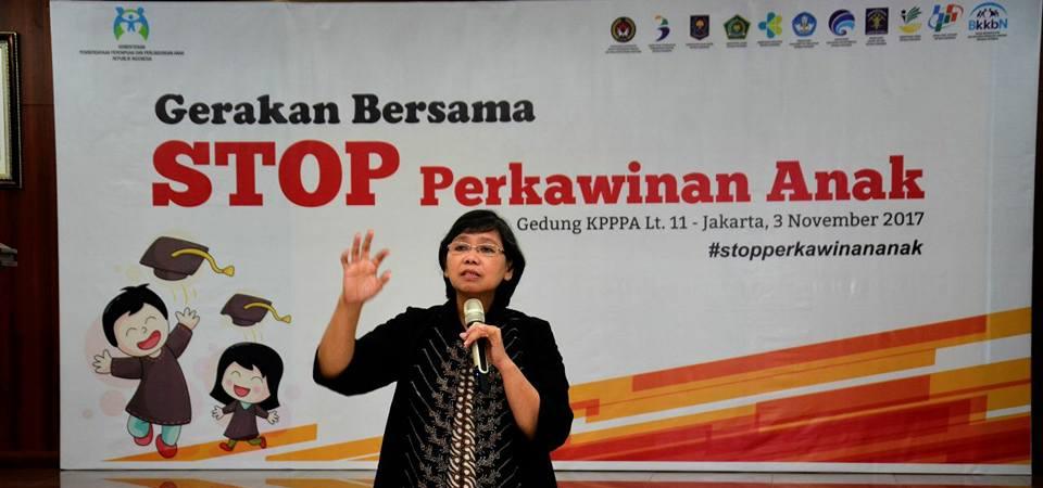 """Indonesia """"Darurat Pernikahan Anak"""""""