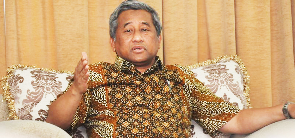 Mohammad Nuh Pimpin Badan Wakaf Indonesia