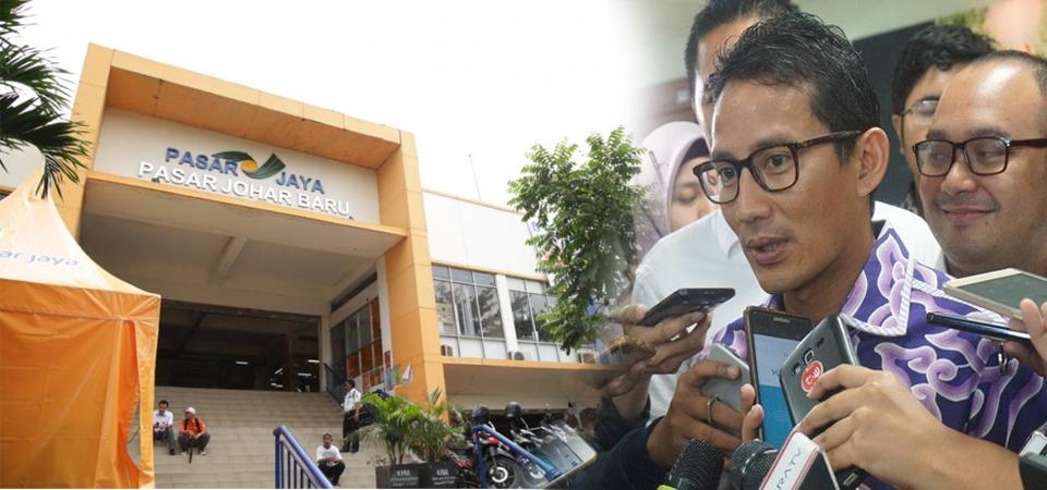 Bakal Ada Bioskop Rakyat di Pasar Tradisional