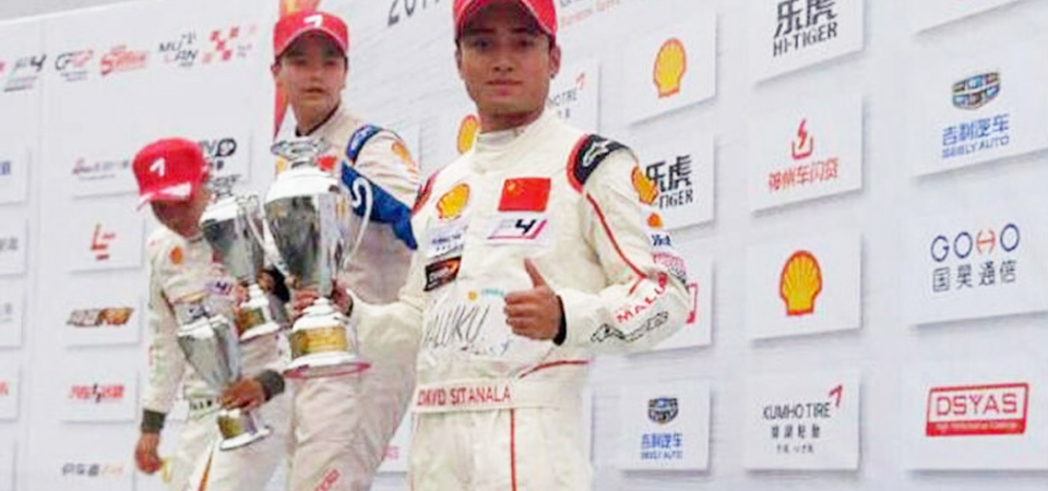 Juara di China, Pebalap David Sitanala Jadi Kebanggaan Rakyat Maluku