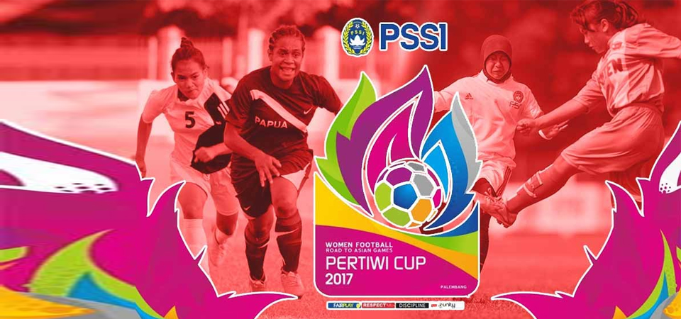 Road To Asian Games Pertiwi Cup 2017