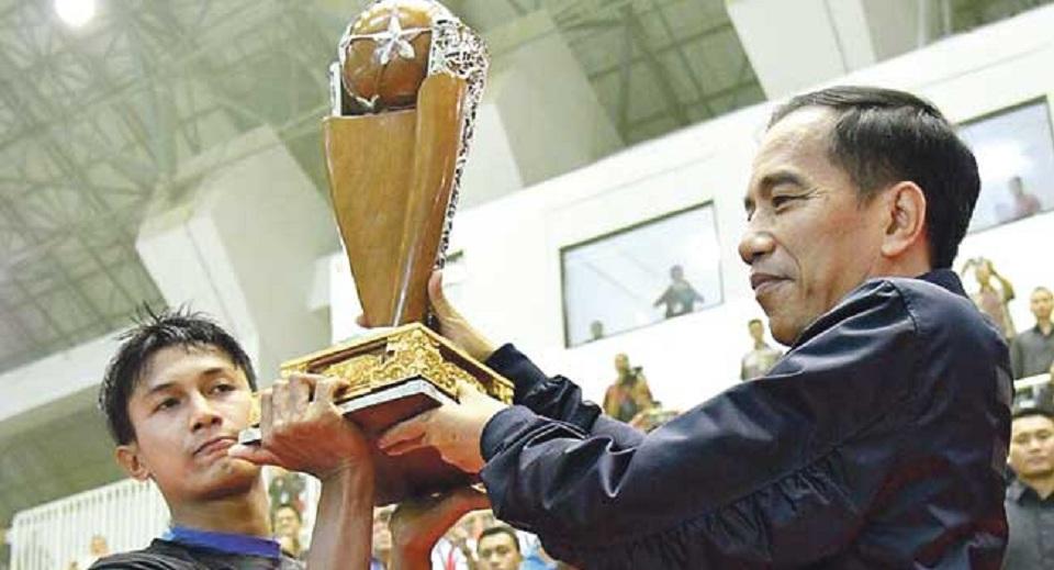Piala Presiden 2018 Digelar Januari 2018