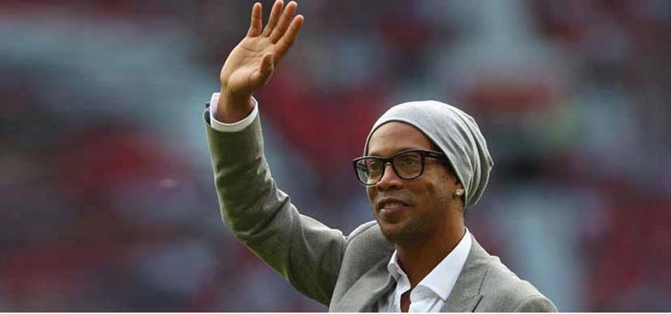 Ronaldinho Segera Pensiun dari Dunia Sepakbola