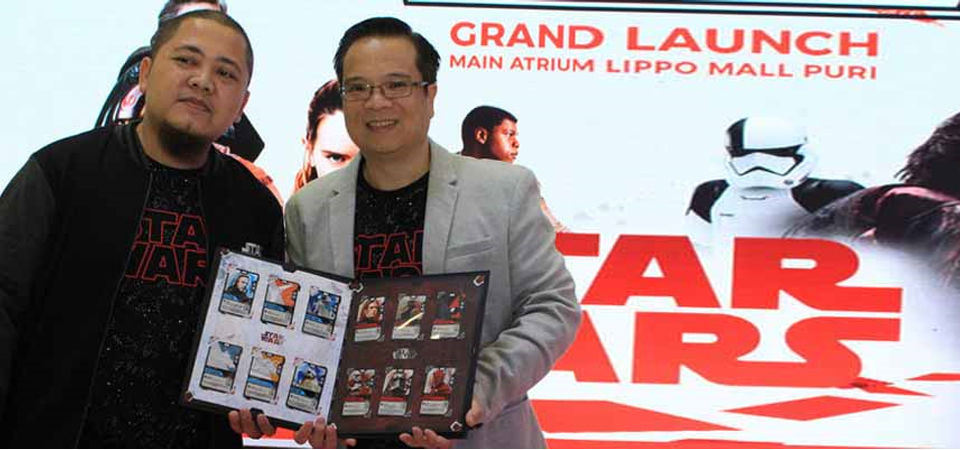 Matahari Luncurkan Star Wars Force Battle Card