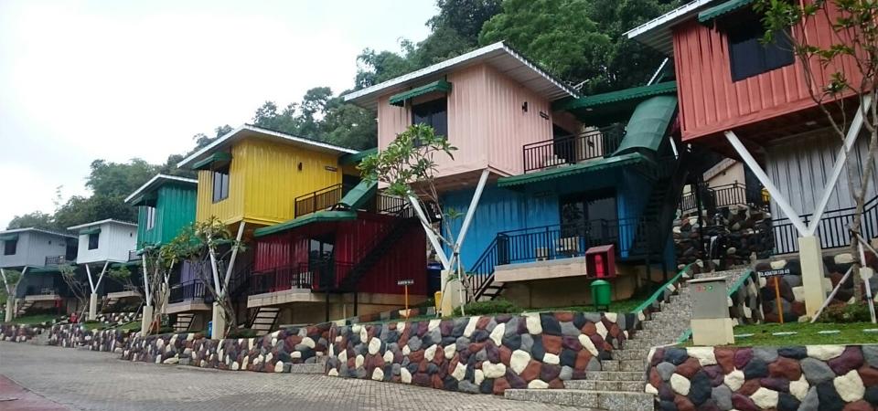Inilah Resort Laki yang Indahnya Disuka Wanita