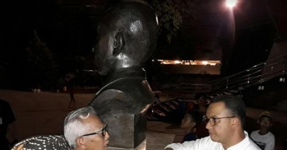 Disepakati, Patung Ismail Marzuki Dikembalikan