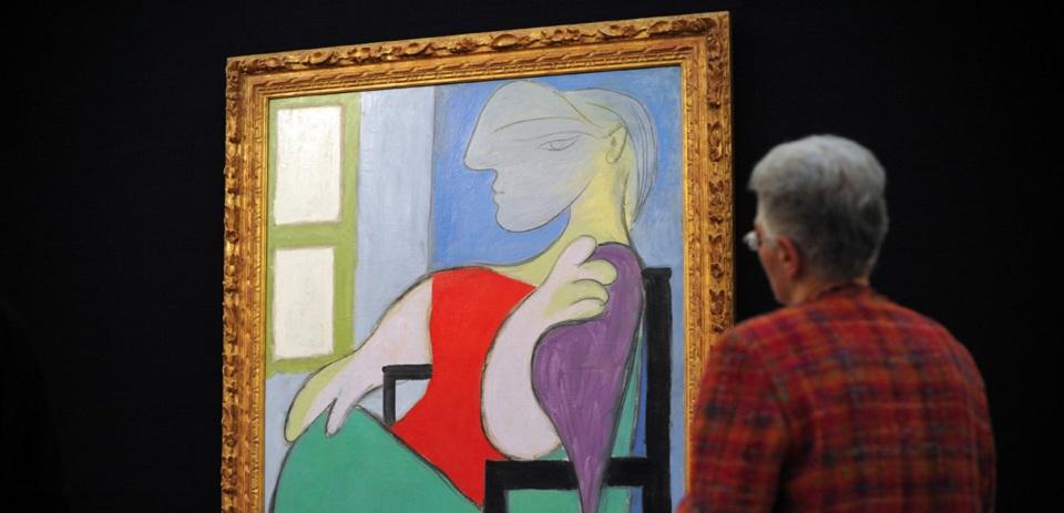 Southeby Lelang Lukisan Potret Wanita Selingkuhan Pablo Picasso
