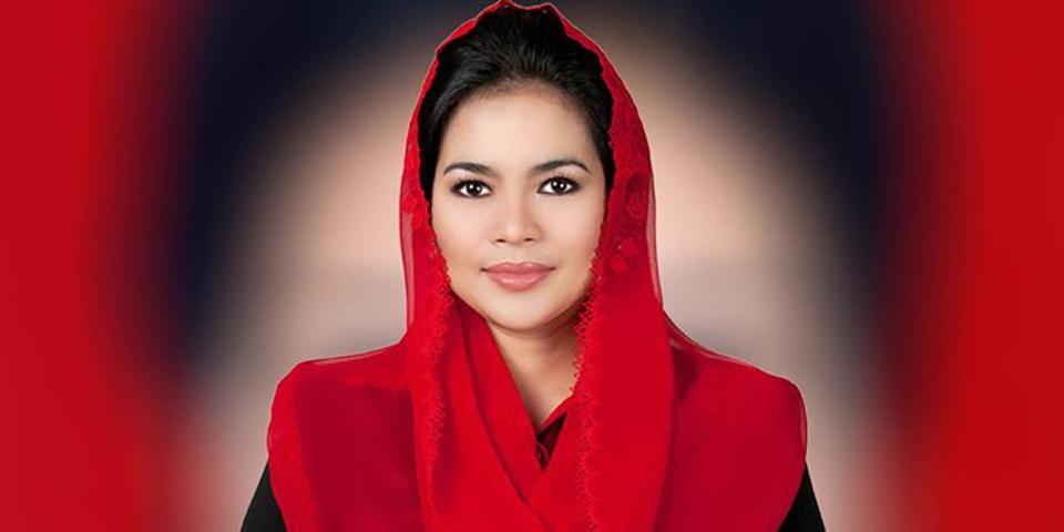 Akhirnya PDI-P Pilih Puti Guntur Soekarno Dampingi Gus Ipul