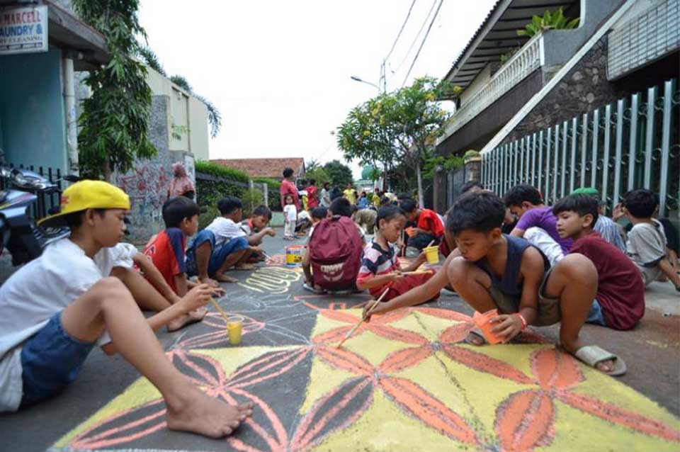 Ayo Jalan-jalan ke Kampung Batik Palbatu Tebet