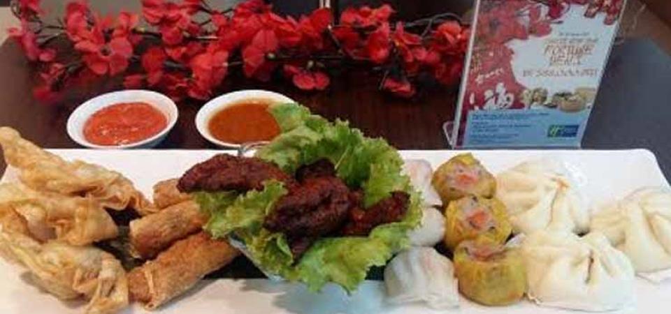 Dimsum Festival Menyemarakan Chinese New Year
