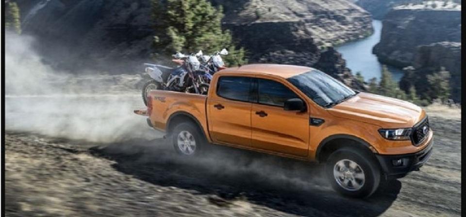 Ford Kembali Bangkitkan Produk Ranger Pickup