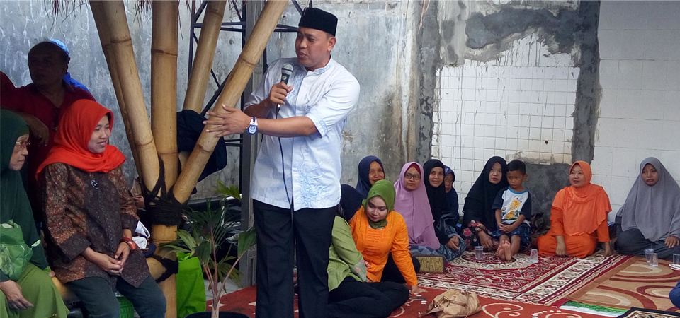 Lebih Dekat dengan Calon Wakil Walikota Bekasi Tri Adhianto Tjahyono