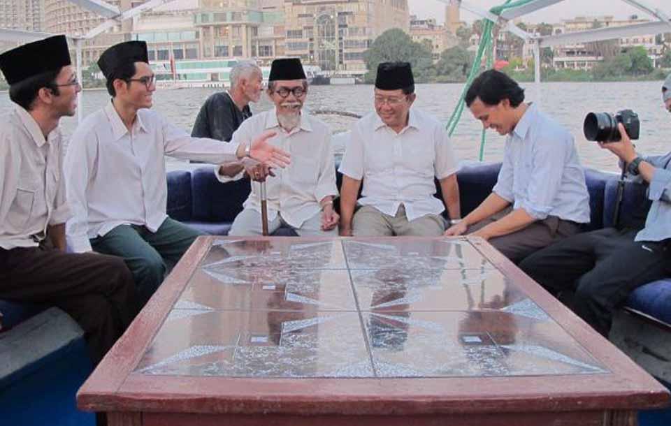 Kisah Perjuangan Haji Agus Salim Diangkat Ke Layar Lebar