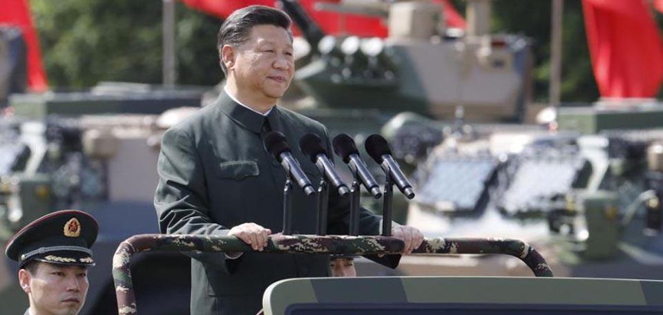 Xi, Kaisar Baru Tiongkok?