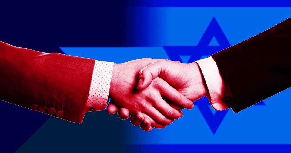 Kerjasama Palestina – Israel Cegah 'Ledakan' di Timur Tengah