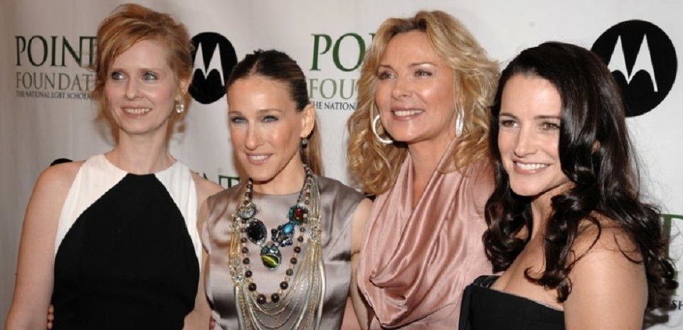 Kata Kim Cattrall ke Sarah Jessica Parker: Kau bukan temanku