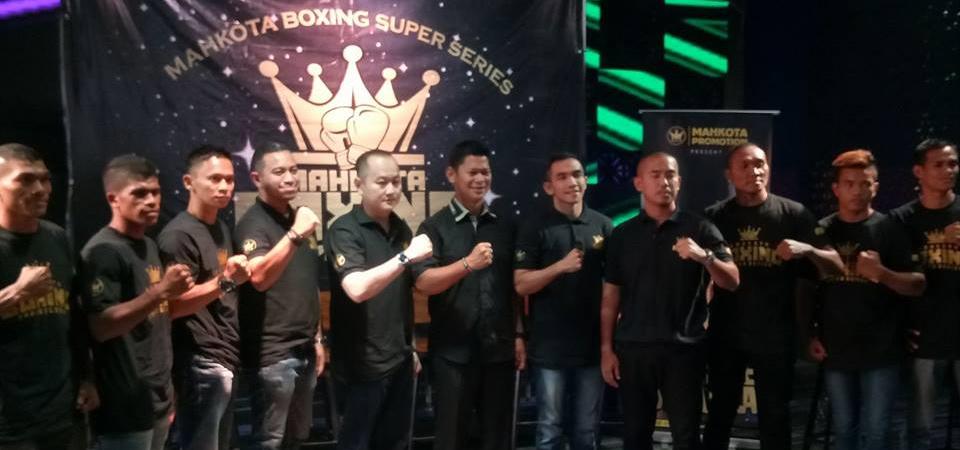Mahkota Promotion Gelar Mahkota Boxing Super Series
