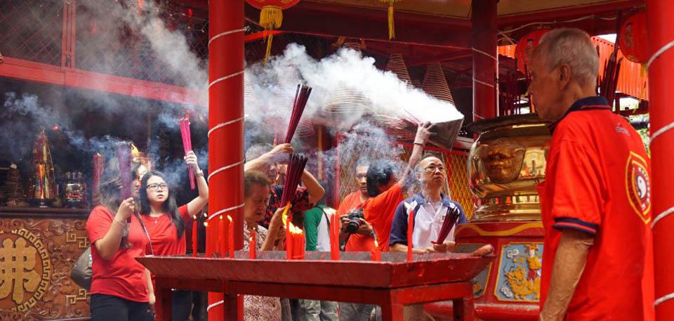 Setelah Kebakaran Hebat, Vihara Dharma Bhakti Kembali 'Bersinar'