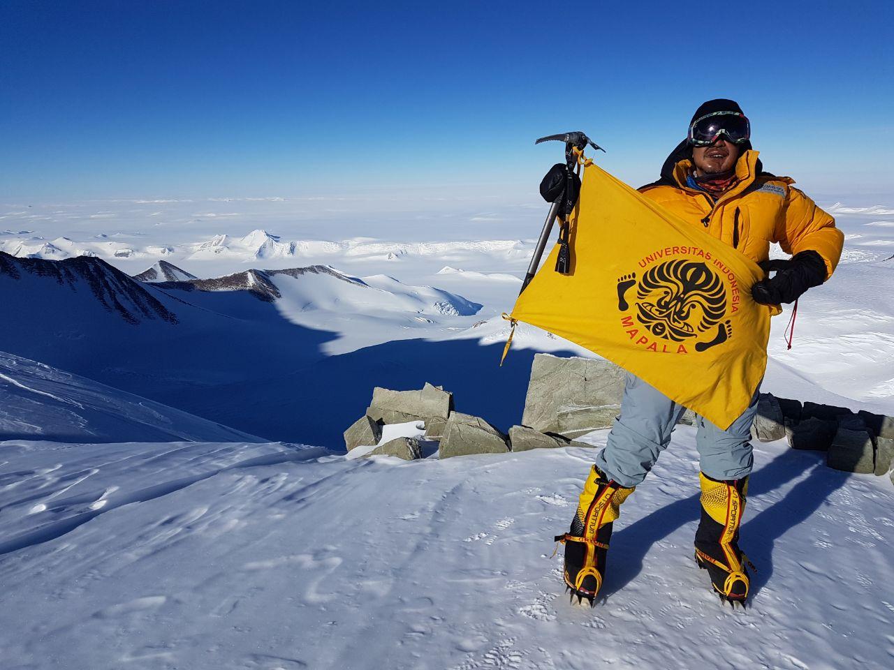 Tahun 2019, Mapala UI Selesaikan Pendakian Seven Summits