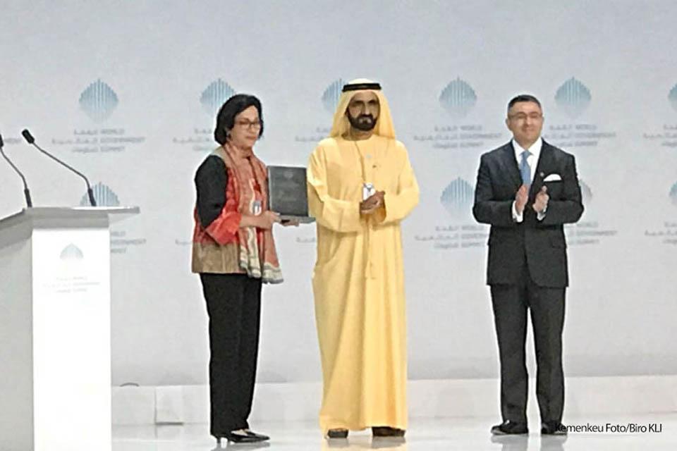 Menteri Terbaik di Dunia, Sri Mulyani: Penghargaan Untuk 257 Juta Rakyat Indonesia