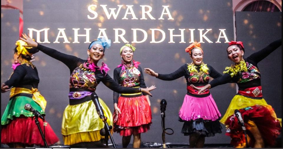 Swara Maharddhika 40 Tahun Lalu